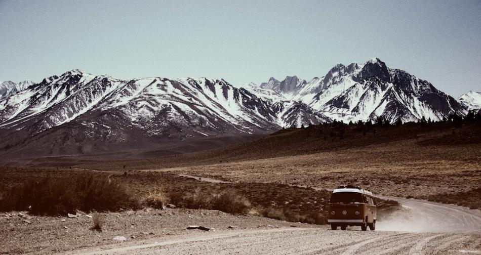 Eastern Sierra explorations